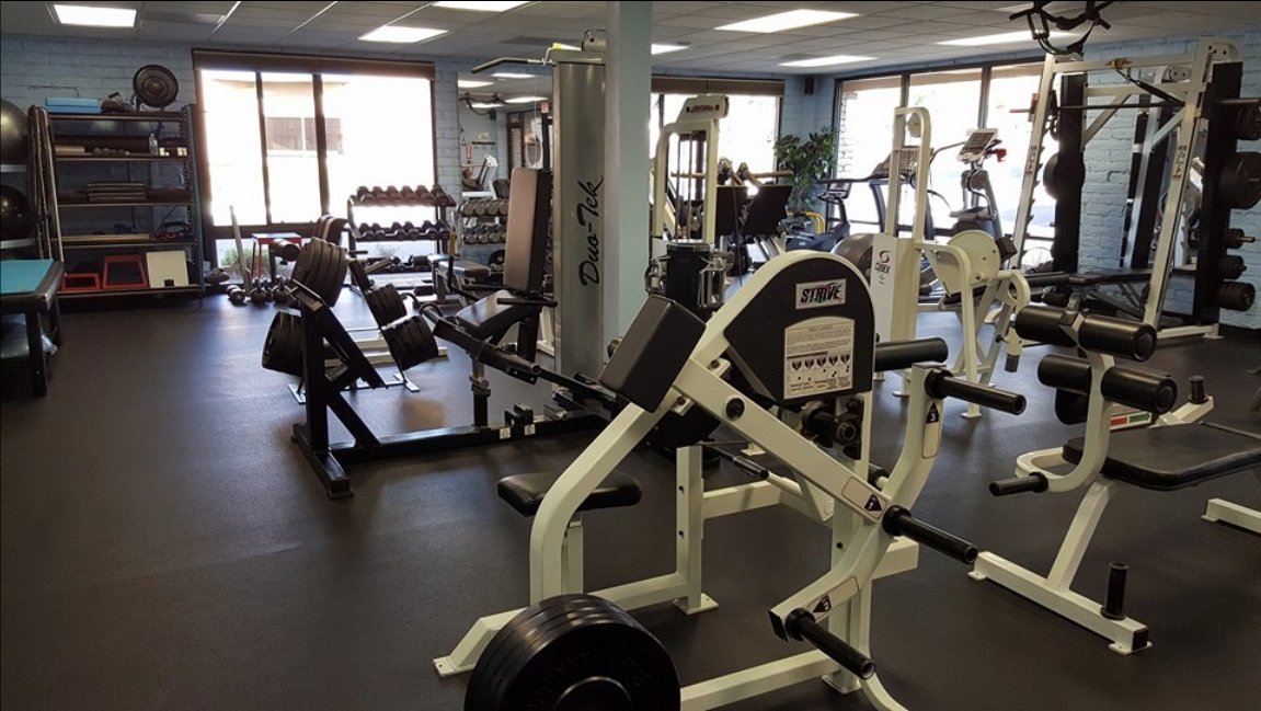 Cleanest Personal Training Studio in Tucson!